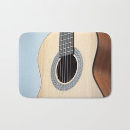 Classical Guitar Bath Mat