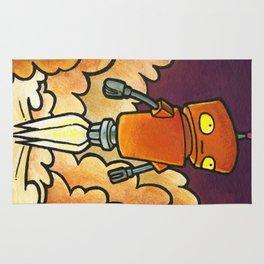 Robot - Launch Rug