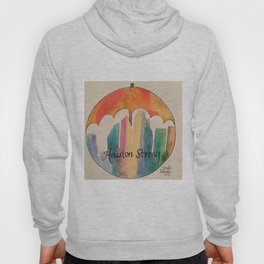 Under God's Protection-Houston Strong Hoody