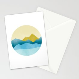 Ode to Pacific Northwest 1 Stationery Cards