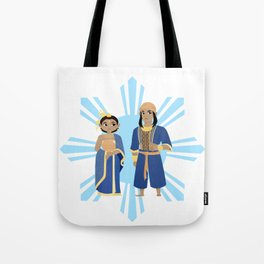 Philippines: Nobles and Royals Tote Bag