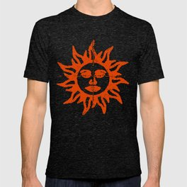 Orange Sunshine T-shirt