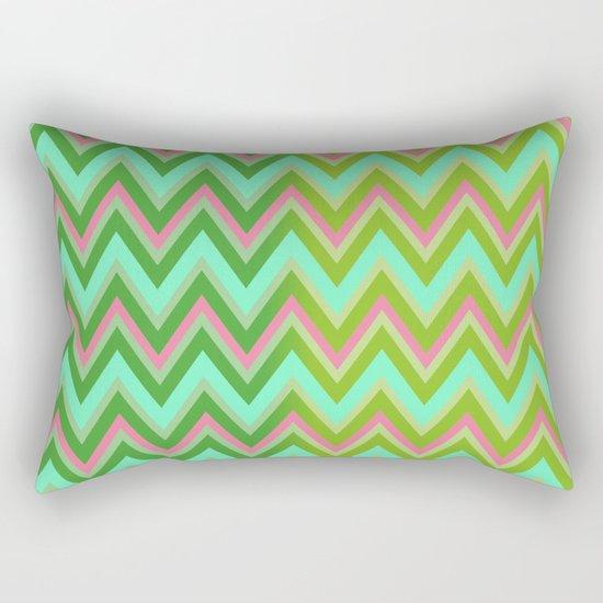 HappyChevron Rectangular Pillow