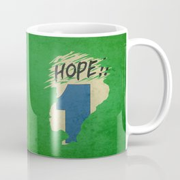 Hope!! (time machine ) Coffee Mug