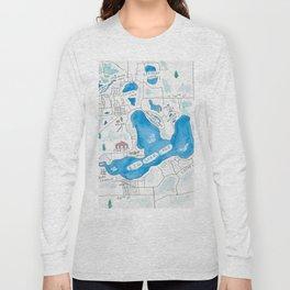 Big Star Lake Long Sleeve T-shirt