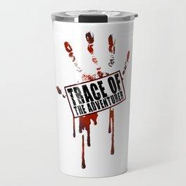 Trace Of The Adventurer Travel Mug