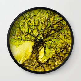Tree 12 Wall Clock