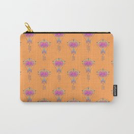Symbol Art:  Lotus Magic Carry-All Pouch