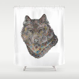 What Big Ears You Have! Shower Curtain