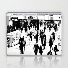 London Commuter Art Laptop & iPad Skin