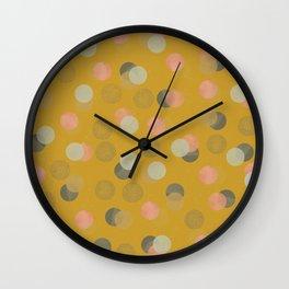 City Lights III Wall Clock