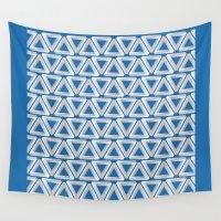 escher Wall Tapestries featuring Escher #005 by rob art | simple
