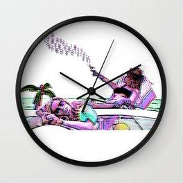 BBHMM Wall Clock