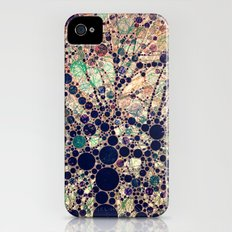 Colorful tree loves you and me. Slim Case iPhone (4, 4s)