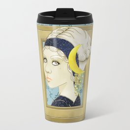 Moon Series: 1910s Travel Mug