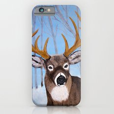 Winter Buck Slim Case iPhone 6s