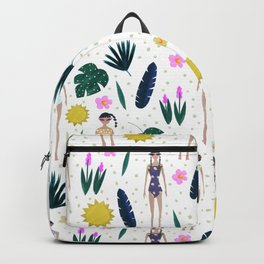 Topical Girls Backpack