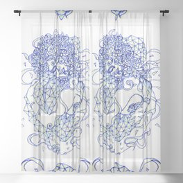 Nature & Techne G332 Sheer Curtain