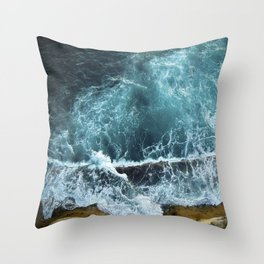 Amalfi coast, Italy 6 Throw Pillow