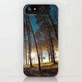 Gloomy iPhone Case