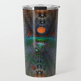 Base Station Alien Travel Mug