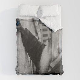 Occupy Truth, He said Comforters