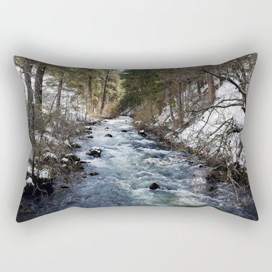 Burney Creek Rectangular Pillow