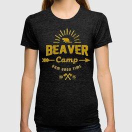 Beaver Camp: Dam Good Time T-shirt