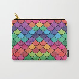 Watercolor Lovely Pattern VVXVII Carry-All Pouch