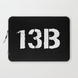 13B Cannon Crewmember Laptop Sleeve