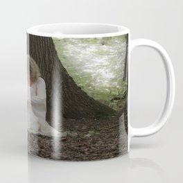 Waiting in the woods Coffee Mug
