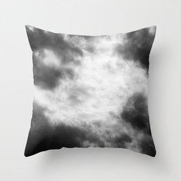 Clouds 1 Throw Pillow