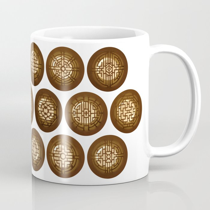 Chinese windows (Fenêtres chinoises) Coffee Mug