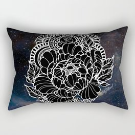 Ohm Peony Rectangular Pillow