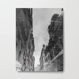 Roaming in Rome Metal Print