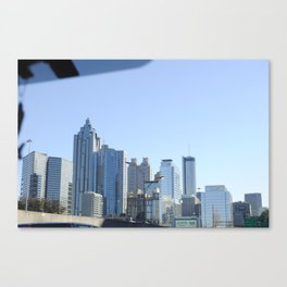 Atlanta Canvas Print