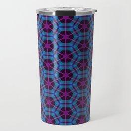 Neon Flux 01 Travel Mug