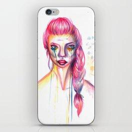 STARING HOLES - Equilibrium iPhone Skin