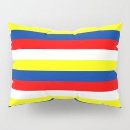 Malaysia Philippines Venezuela flag stripes Pillow Sham