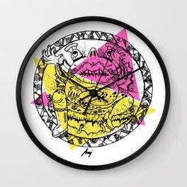 Froka Wobla Wall Clock