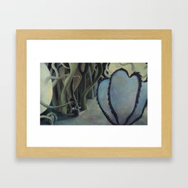 Arrival Framed Art Print