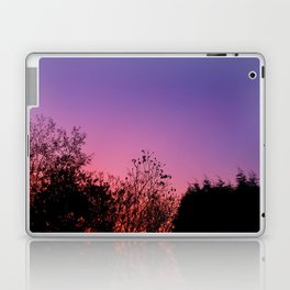 Shepherd's Warning Laptop & iPad Skin