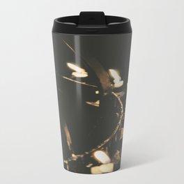 Church Candlelight  Metal Travel Mug