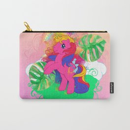 g1 my little pony tropical Pina Colada Carry-All Pouch