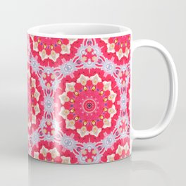 A Bunch of Pink Blooms Coffee Mug