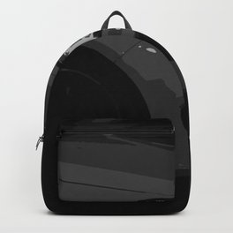 Elegant car Backpack