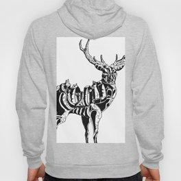 Mecha deer Hoody