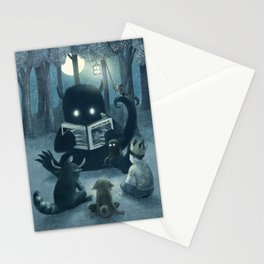 Reading Circle Stationery Cards