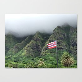 This is Hawaii Canvas Print