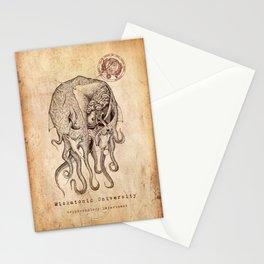 Miskatonic Surgery - Cthulhu (Megalodon cephalopoides) Stationery Cards